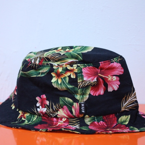 2c416f03d5a96c HUF Accessories | Floral Bucket Hat | Poshmark